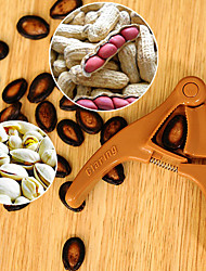 cheap -Nut Cracker Sheller Walnut Plier Pistachios Pumpkin Seeds Opener