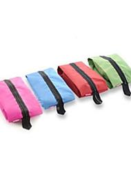 Bærbar sko taske opbevaring poser vandtæt kosmetisk rejse tote tilfældig farve