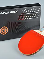 Недорогие -winmax® 1 звезда одного настольный теннис / пинг-понг ракетка короткая ручка с упаковочной коробке цвета