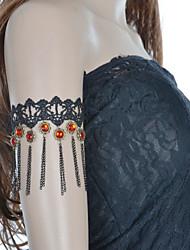 vintage solsikke kvast kæde armbånd klassisk feminin stil