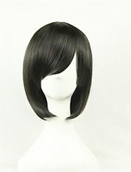 abordables -cosplay perruque / nouvelle / animé cos perruques de cheveux noirs