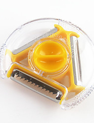 cheap -1 Piece Peeler & Grater For Fruit / Vegetable Plastic Multifunction / High Quality / Creative Kitchen Gadget / Novelty
