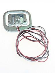 Недорогие -Датчик масштаб человеческого тела шкала взвешивания Датчик резистор 50 кг