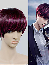 cheap -Europe and the United States High Quality Fashion  Hair Temperament Hair Wig