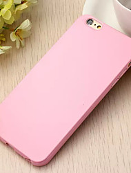 Candy Color High Quality TPU Material Phone Case for iPhone 6s 6 Plus