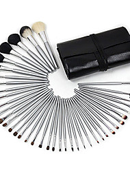 cheap -40 Makeup Brush Set Others Nylon Pony Goat Hair Eye Face Lip