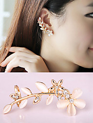 cheap -Women's Ear Cuffs Costume Jewelry Alloy Jewelry For Party Daily Casual