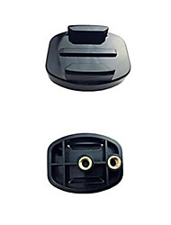 Недорогие -Аксессуары Трипод Монтаж Высокое качество Для Экшн камера Gopro 5 Gopro 4 Gopro 3+ Gopro 2 Спорт DV Gopro 3/2/1 пластик Металл
