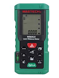Недорогие -MASTECH ms6418 80m лазерный дальномер