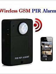 Mini-Funk-PIR-Infrarot-Sensor Bewegungsmelder GSM-Alarmanlage Anti-Diebstahl-