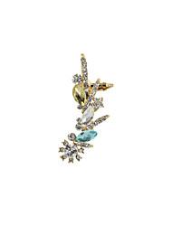 abordables -Poignets oreille Alliage Acrylique Strass Imitation de diamant Bijoux Mariage Soirée Quotidien Décontracté Sports 1pc