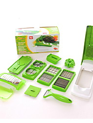 1 Pças. Cutter & Slicer For para Vegetable Silicone Multifunções / Creative Kitchen Gadget / Novidades