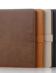 cheap -8 Inch Crazy Ma Pattern Luxury Genuine Leather Wallet Case for Samsung Galaxy Tab A 8.0 SM-T350/ T351
