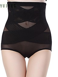 YUIYE® High Waist Lift Up Hips Abdomen Drawing Pants Postpartum Slimming Body Shaper Briefs