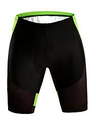 abordables -WOSAWE Pantalones Acolchados de Ciclismo Unisex Bicicleta Shorts/Malla corta Pantalones Cortos Acolchados Prendas de abajo Ropa para