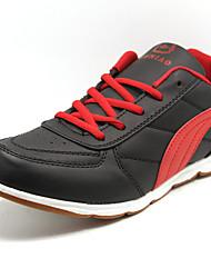 abordables -Zapatos de Hombre - Zapatos de Deporte - Deporte - Semicuero - Rojo