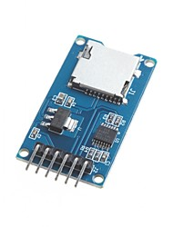 cheap -for Arduino Micro SD Card Module TF Card Reader Card Reader SPI Interfaces with Level Converter Chip