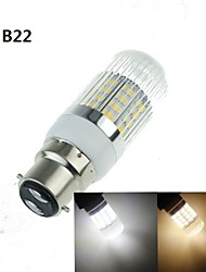 abordables -4W E14 G9 GU10 B22 E26/E27 Ampoules Maïs LED 40 diodes électroluminescentes SMD 5630 Décorative Blanc Chaud Blanc Froid
