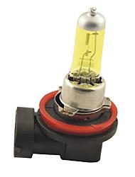 cheap -2PCS Carking™ KOBO H8/H11 550LM 3000K Yellow Light Car Halogen Headlight(DC 12V)