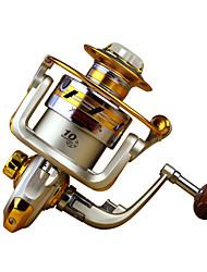 EF5000 Bait Feeder Fishing Reels 10 Ball Bearings + 1 Roller Bearing Different Fish Reel Wheel Lines EF1 Baitrunner
