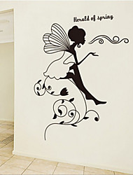 cheap -Removable Little Animal's House of Children's Room / Bedroom Wall Sticker
