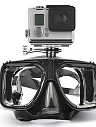 cheap -Goggles Diving Masks Mount / Holder For Action Camera All Gopro Gopro 5 Gopro 4 Session Gopro 4 Gopro 3 Gopro 3+ Gopro 2 Gopro 1 Sports