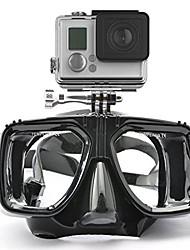 preiswerte -Brille Tauchermasken Halterung Zum Action Kamera Alles Gopro 5 Gopro 4 Gopro 4 Session Gopro 3 Gopro 2 Gopro 3+ Gopro 1 Sport DV Gopro