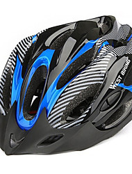 cheap -Bike Helmet 19 Vents Cycling Adjustable Mountain Visor Ultra Light (UL) Sports EPS+EPU Road Cycling Recreational Cycling Cycling / Bike
