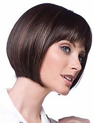 cheap -Fashion Synthetic Wigs Ombre Short Bob Heat Resistant Hair Wig For Women