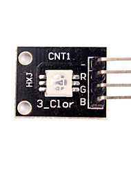 cheap -3 Color Full-color LED SMD Module for Arduino