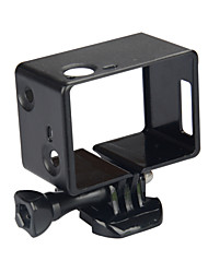 cheap -LCD Display Screen Smooth Frame Case/Bags Screw Mount / Holder For Action Camera Gopro 3 Gopro 2 Gopro 3+ Film and Music Bike/Cycling