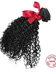 abordables -Cheveux Péruviens Bouclé / Kinky Curly / Tissage bouclé Cheveux humains Tissages de cheveux humains Tissages de cheveux humains Extensions de cheveux humains / Très Frisé