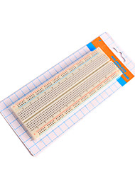 cheap -Mb-102 830 Point Solderless Breadboard For Arduino Raspberry Pi