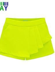 preiswerte -Damen Niedlich Kurze Hosen Hose - Mehrschichtig, Solide