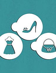 Alati za ukrašavanje Kruh / Torta/kolači / Keksi / Cupcake / Pita / Pizza / Čokoladno smeđa / Led