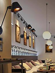 abordables -Traditionnel / Classique Lumières de bras oscillant Métal Applique murale 110-120V / 220-240V 60W