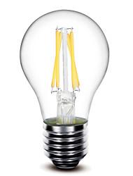 cheap -1 pcs  E26/E27 4 W 4 COB 400 LM Warm White LED Filament Lamps AC 220-240 / AC 110-130 V