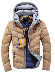 Neformalan Kaputi i jakne - MEN - Hoodie - Dugi rukav ( Pamuk / Pamuk Blend )