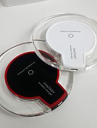 preiswerte -Qi Wireless-Power-Ladegerät Pad für Samsung-Galaxie iphone Fahrwerk Nokia