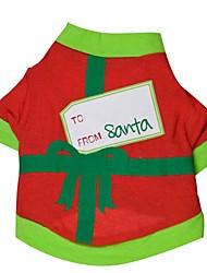 Dog T-Shirt / T-Shirt  A variety of colors / Summer  Floral / Christmas Fashion
