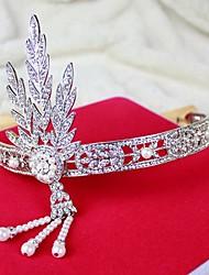 Недорогие -оригинальные ворота, чем полноценного корона волос невесты головного убора свадебное платье