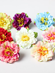 cheap -Fabric Hair Combs Flowers Headwear with Floral 1pc Wedding Special Occasion Casual Headpiece