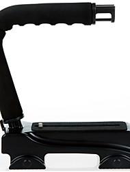 cc-vh01 video di impugnatura stabilizzatore tenuto in mano per la mini macchina fotografica DSLR SLR dv videocamera GoPro smart phone