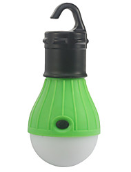 Lanterns & Tent Lights LED 10 Lumens 1 Mode - Batteries not included Emergency for Camping/Hiking/Caving Outdoor Green