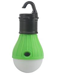 Lanterne e lampade da tenda LED 10 Lumens 1 Modo - Batterie non incluse Emergenza per Campeggio/Escursionismo/Speleologia All'aperto Verde