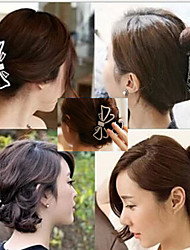 cheap -South Korean Hair Full Diamond Hairpin Grasp Bow Clips