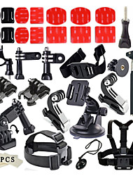 cheap -Anti-Fog Insert Protective Case Case/Bags Screw Floating Buoy Suction Cup Straps Hand Grips/Finger Grooves Monopod Tripod Mount / Holder