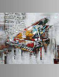 Недорогие -ручная роспись маслом на холсте натюрморт настенное искусство, растянутая рамка, готовая повесить