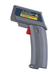 cheap -HYELEC MS6530 Temperature Gun Non-Contact LCD Display Digital Infrared Thermometer Point -20~550 Degree, termometro