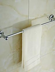 billige -Håndklædestang Moderne Messing Krystal 1 stk - Hotel bad 1-håndklæde bar
